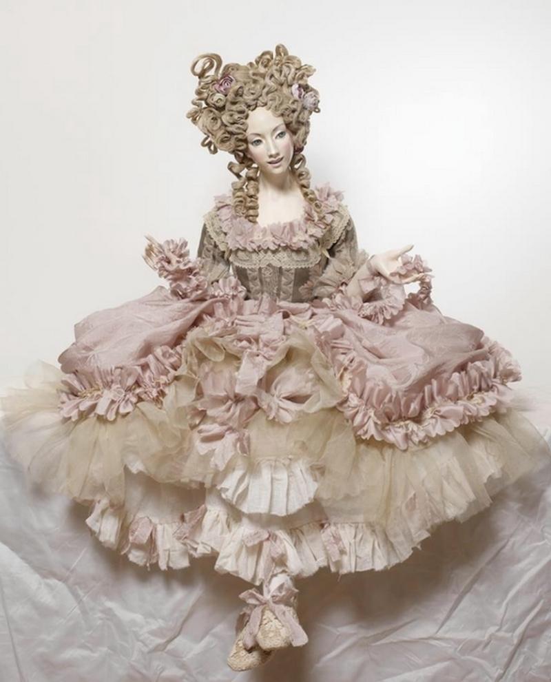 Куклы авторской работы от Александры Худяковой 32