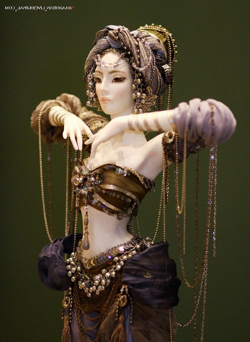 Куклы авторской работы от Александры Худяковой 34