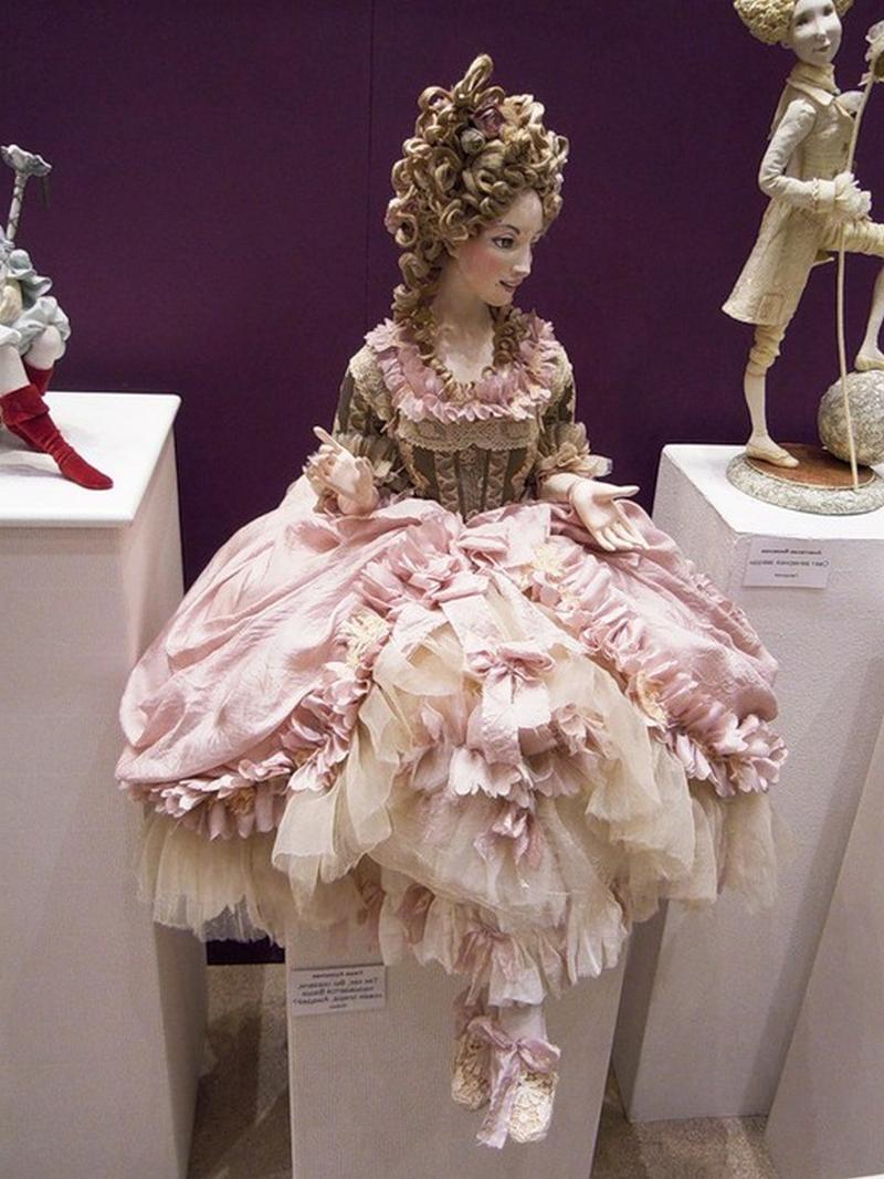 Куклы авторской работы от Александры Худяковой 35