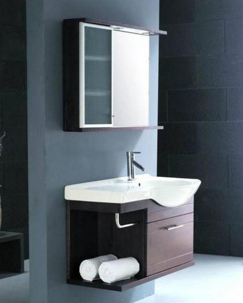 зеркальный шкаф для ванной 3