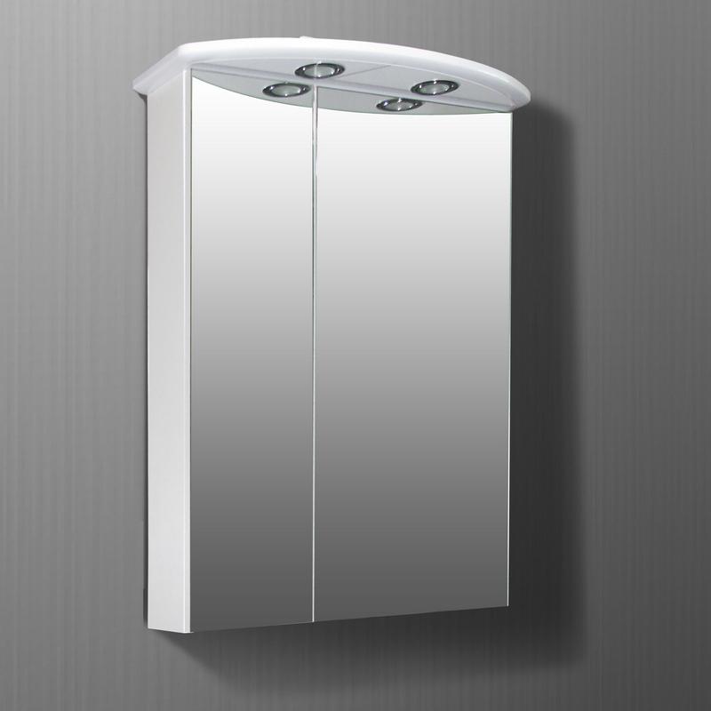 зеркальный шкаф для ванной 7