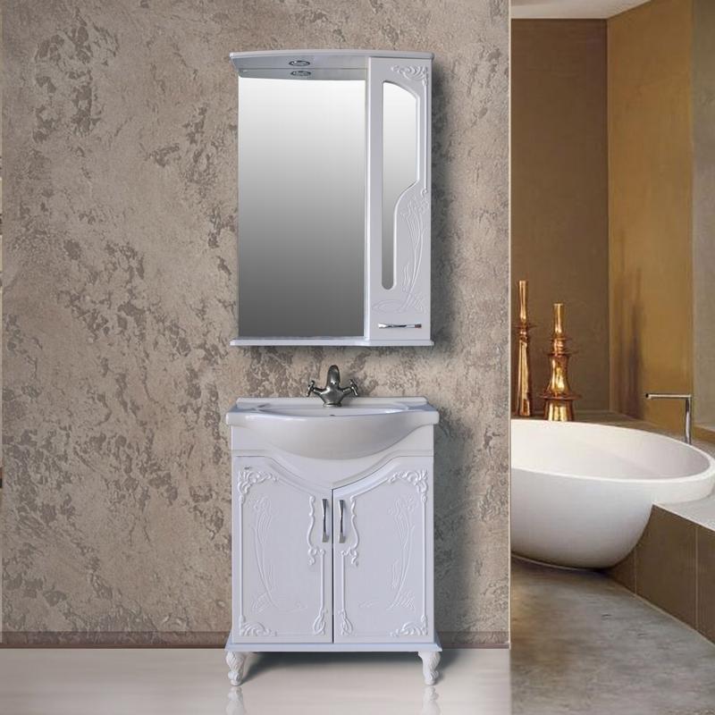 зеркальный шкаф для ванной 8