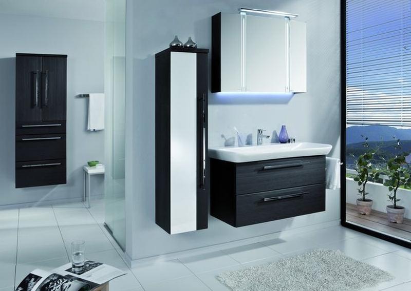 зеркальный шкаф для ванной 15