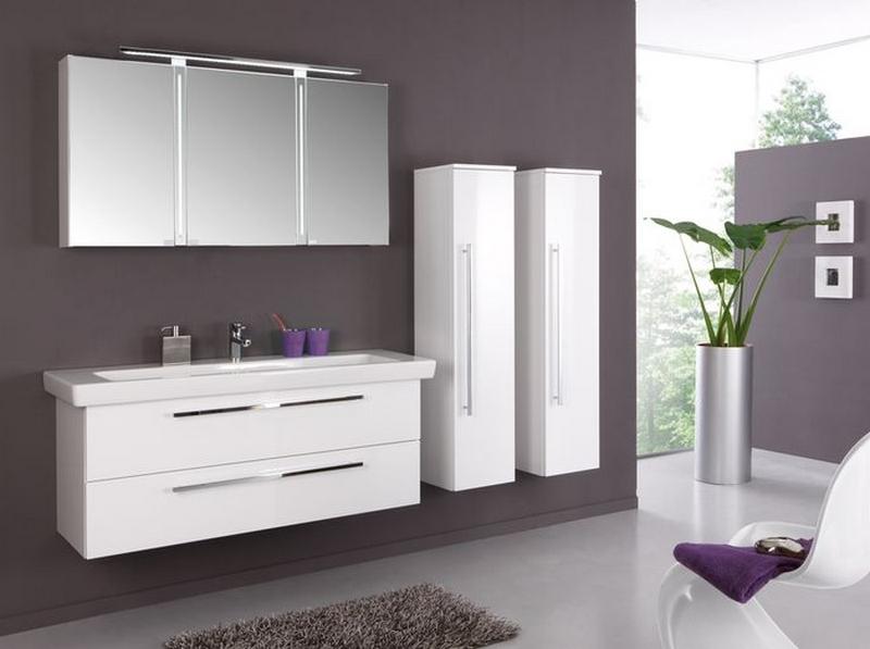 зеркальный шкаф для ванной 18