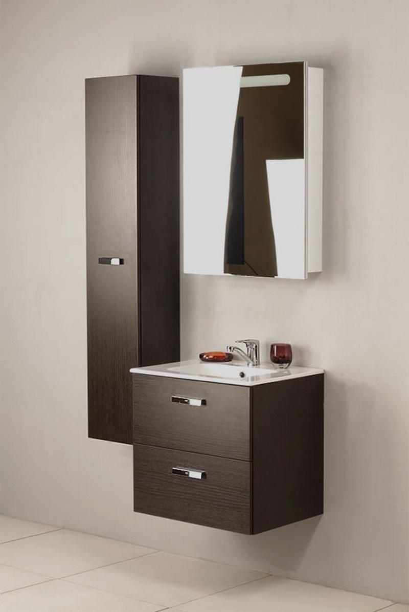 зеркальный шкаф для ванной 20