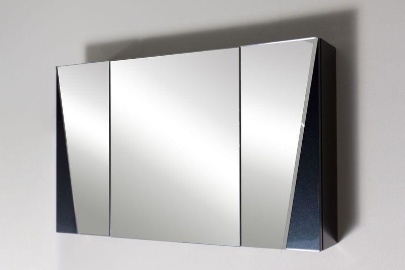 зеркальный шкаф для ванной 21