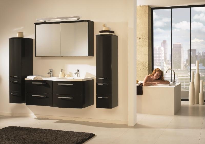 зеркальный шкаф для ванной 23