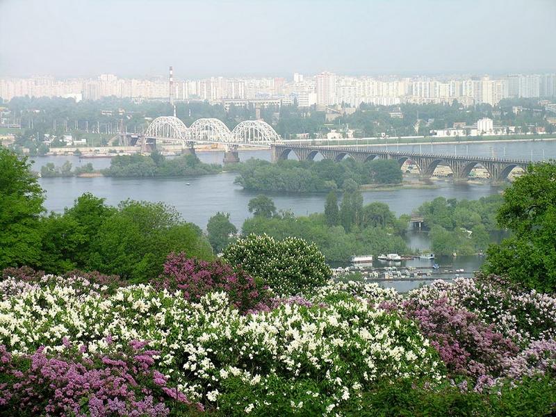 Основные достопримечательности Киева в фотографиях Botanical-garden-siringary