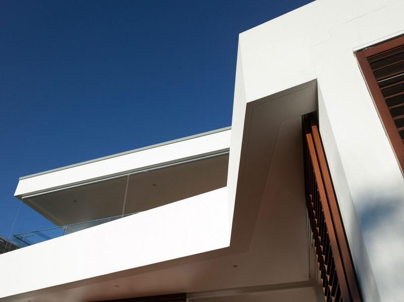 Дизайн коттеджа в современном стиле вдалеке от городской суеты 3