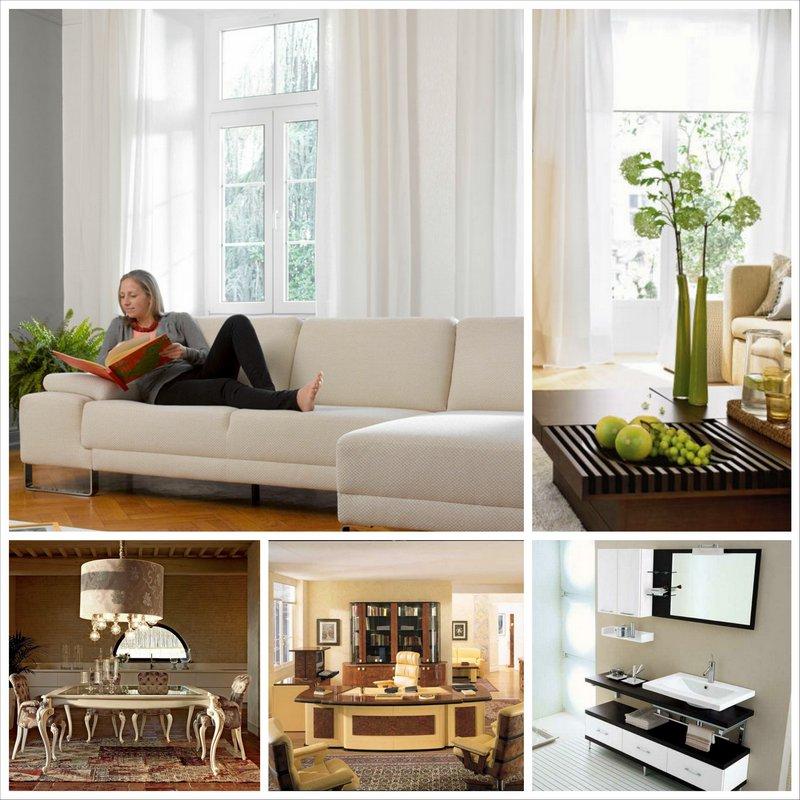 Разнообразие мебельного рынка России