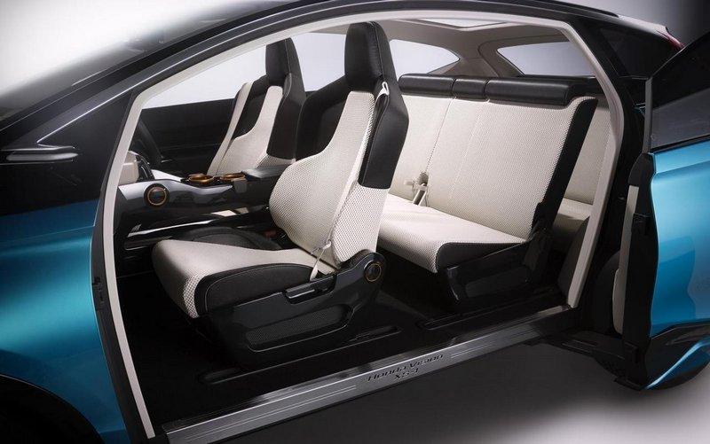 Модный концепт-кар Honda Vision XS-1 8