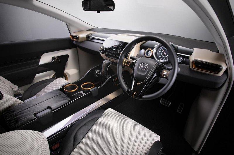 Модный концепт-кар Honda Vision XS-1 7