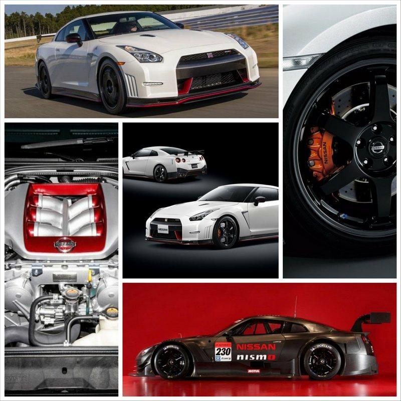 Nissan GT-R Nismo - новый японский суперкар