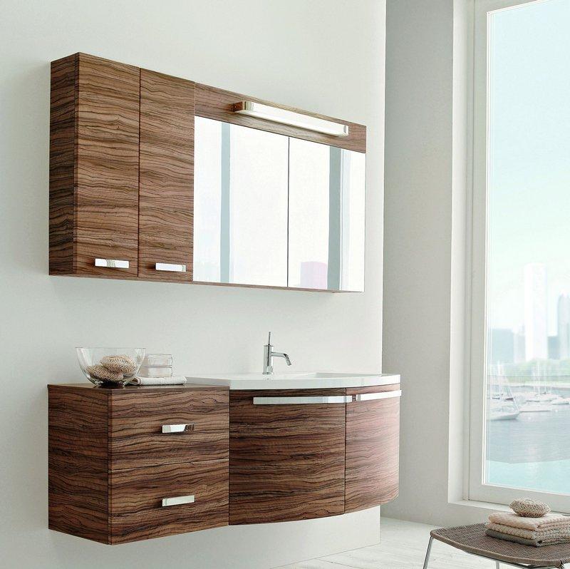 Мебель в ванную комнату - советы и рекомендации по выбору 1