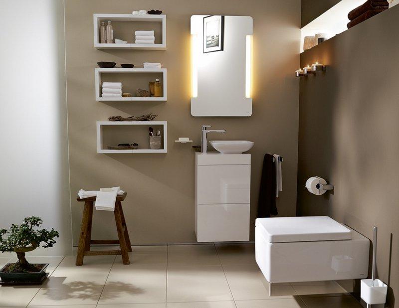 Мебель в ванную комнату - советы и рекомендации по выбору 2