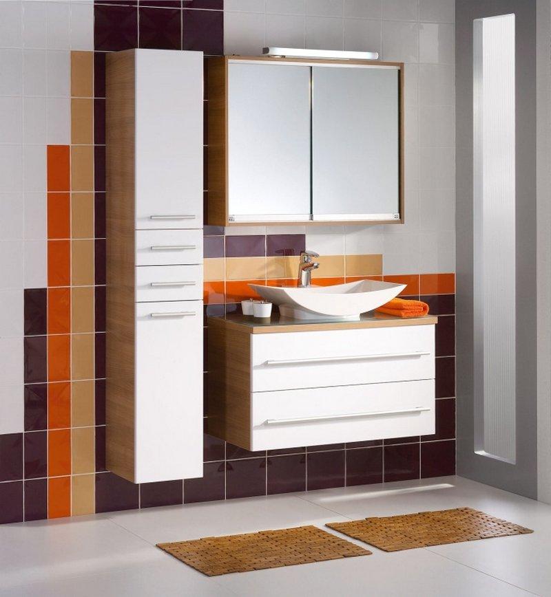 Мебель в ванную комнату - советы и рекомендации по выбору 5