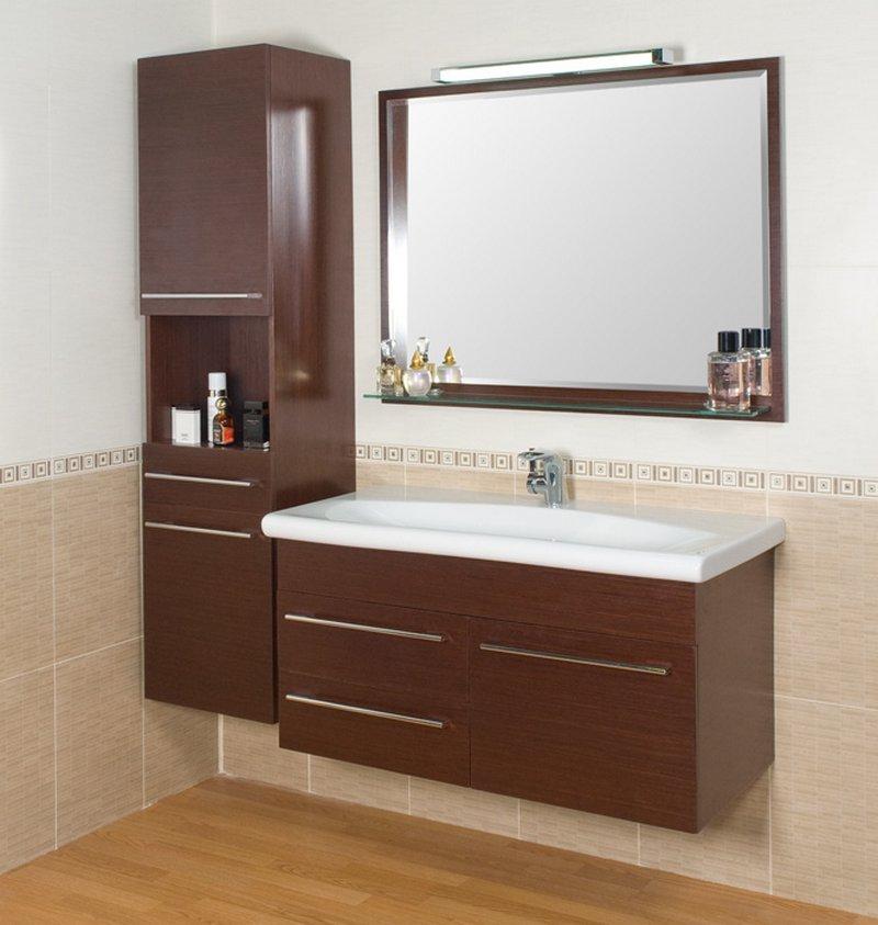 Мебель в ванную комнату - советы и рекомендации по выбору 6