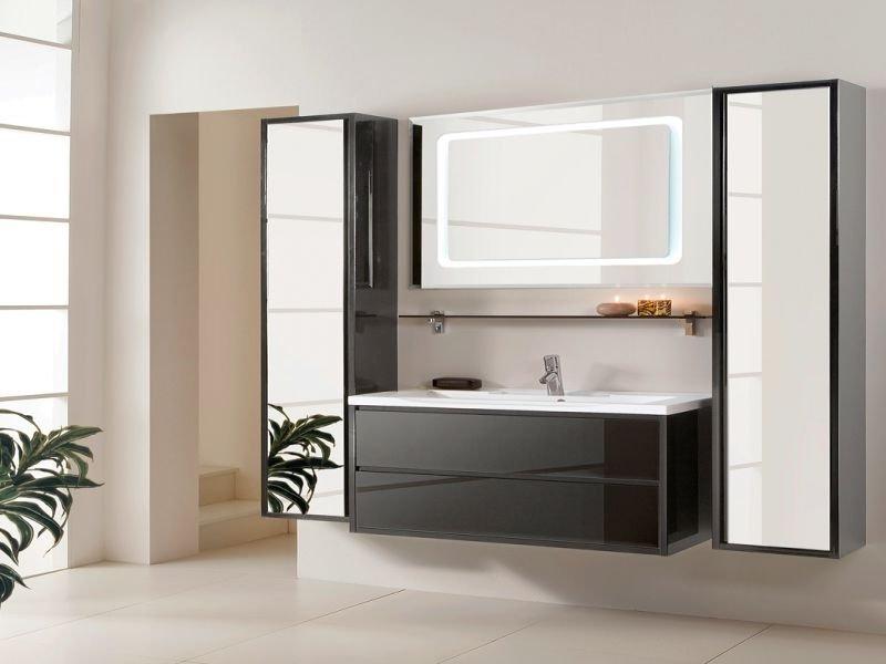 Мебель в ванную комнату - советы и рекомендации по выбору 9