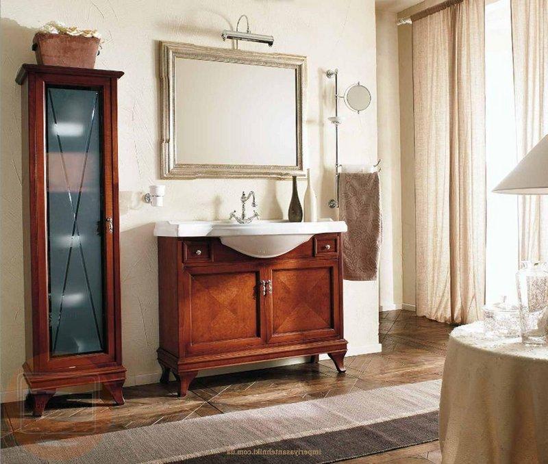 Мебель в ванную комнату - советы и рекомендации по выбору 10