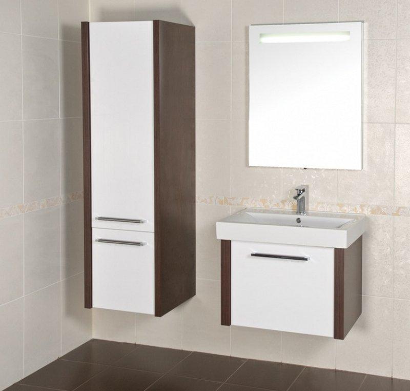 Мебель в ванную комнату - советы и рекомендации по выбору 11