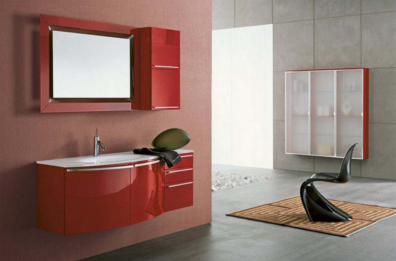 Мебель в ванную комнату - советы и рекомендации по выбору 13