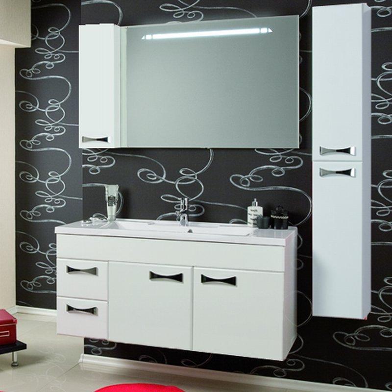 Мебель в ванную комнату - советы и рекомендации по выбору 14