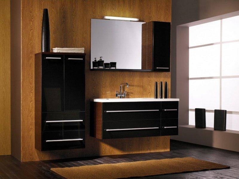Мебель в ванную комнату - советы и рекомендации по выбору 15