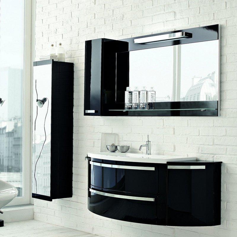 Мебель в ванную комнату - советы и рекомендации по выбору 16