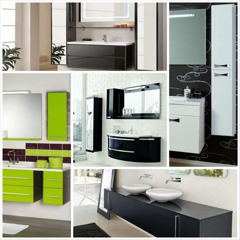Мебель в ванную комнату - советы и рекомендации по выбору