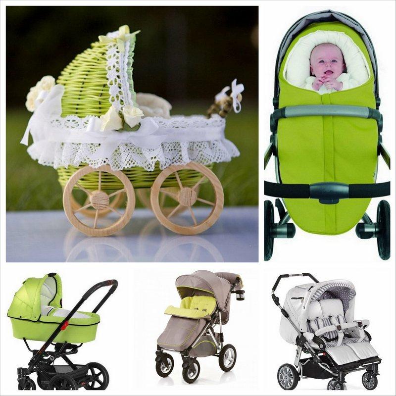 Детские коляски для новорожденных и нюансы при их выборе