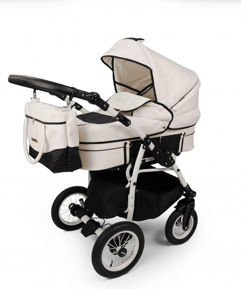 Детские коляски для новорожденных и нюансы при их выборе 3
