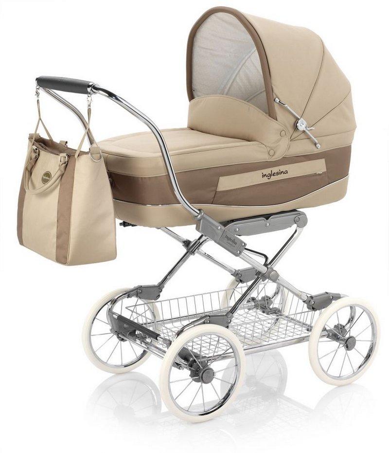 Детские коляски для новорожденных и нюансы при их выборе 10