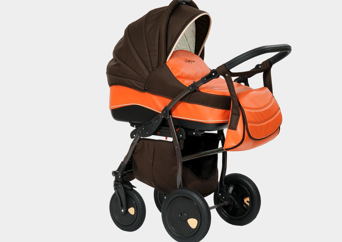 Детские коляски для новорожденных и нюансы при их выборе 11