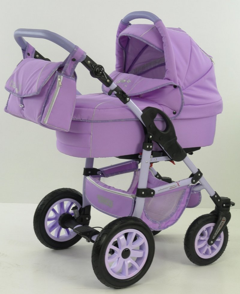Детские коляски для новорожденных и нюансы при их выборе 12