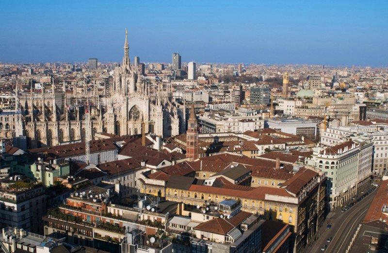 Милан - прекрасный город с уникальными достопримечательностями 1