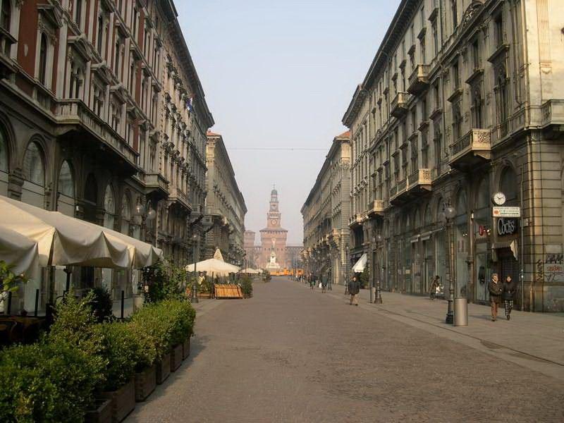 Милан - прекрасный город с уникальными достопримечательностями 3