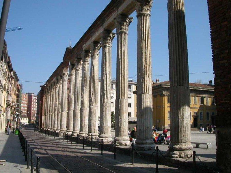 Милан - прекрасный город с уникальными достопримечательностями 4