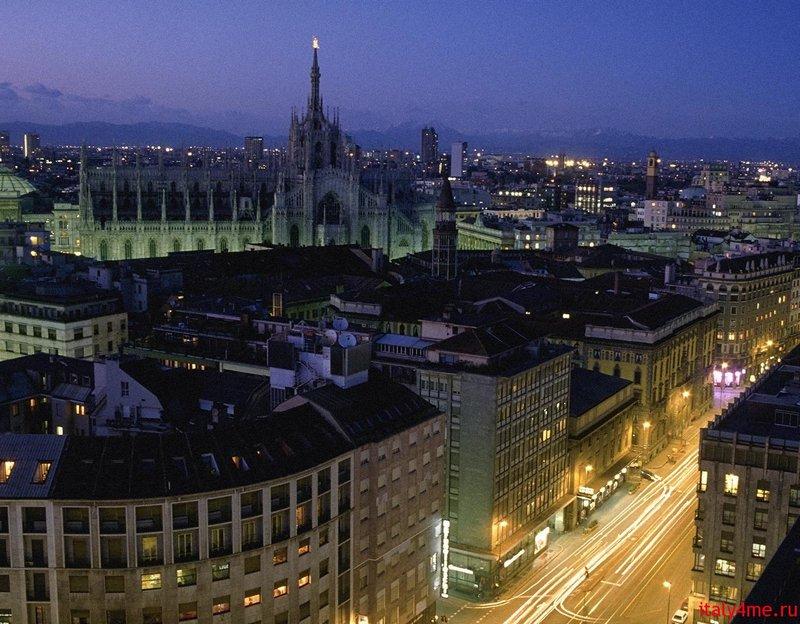 Милан - прекрасный город с уникальными достопримечательностями 8