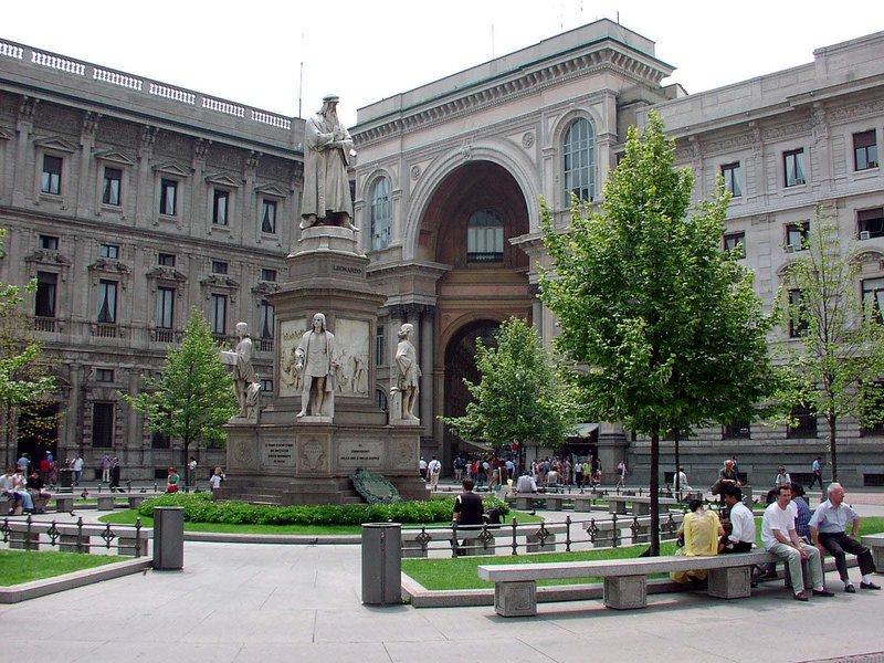 Милан - прекрасный город с уникальными достопримечательностями 9