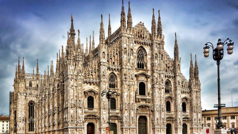 Милан - прекрасный город с уникальными достопримечательностями 11