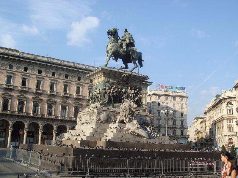 Милан - прекрасный город с уникальными достопримечательностями 13