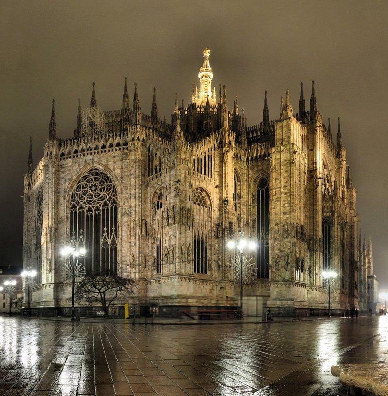 Милан - прекрасный город с уникальными достопримечательностями 14