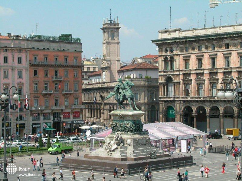 Милан - прекрасный город с уникальными достопримечательностями 15