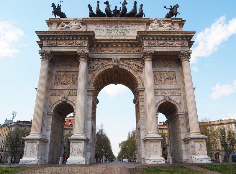 Милан - прекрасный город с уникальными достопримечательностями 16