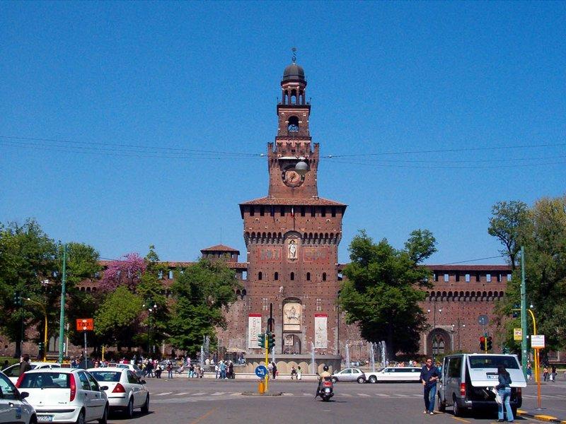 Милан - прекрасный город с уникальными достопримечательностями 18