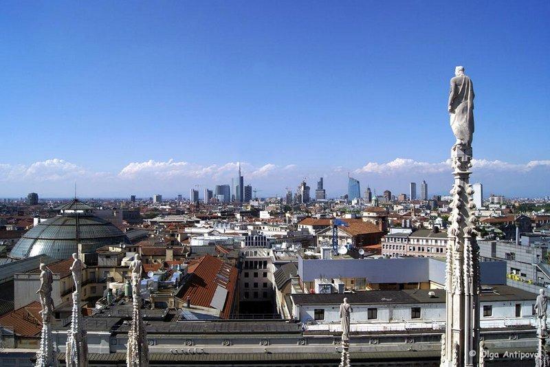 Милан - прекрасный город с уникальными достопримечательностями 19