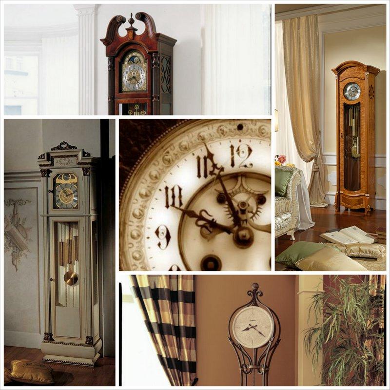 Напольные часы от «IC-Salon» - качество и эстетическая красота