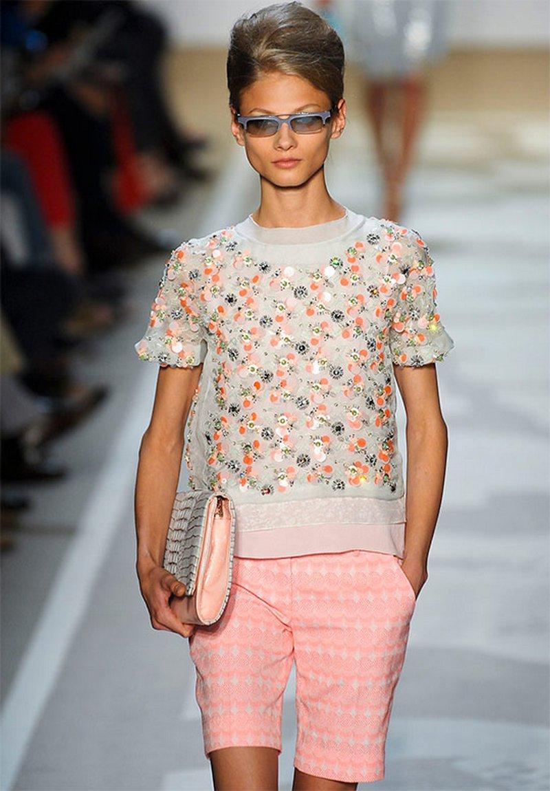 Модные шорты сезона весна-лето 2014 года 4