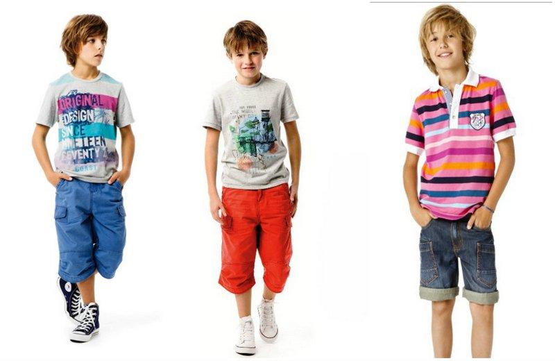 Модные шорты сезона весна-лето 2014 года 9