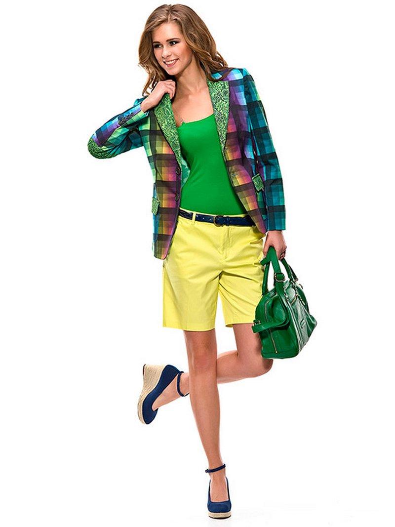 Модные шорты сезона весна-лето 2014 года 13